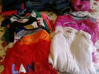Huge girls clothes size7/8