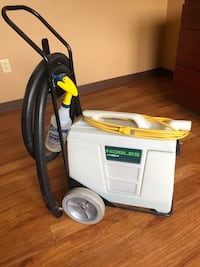 Portable Carpet Spotter Extractor. Cleaning Equiptment