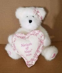 "Breast Cancer ""2004 Horizon of Hope"" Boyd's bear  Hagerstown, 21742"