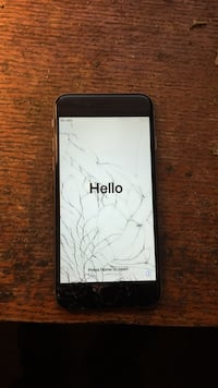 Iphone 6 64gb Crack Screen District Heights, 20747