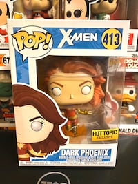 #413 Dark Phoenix (Hot Topic) Funko Pop Markham, L3P 6C2
