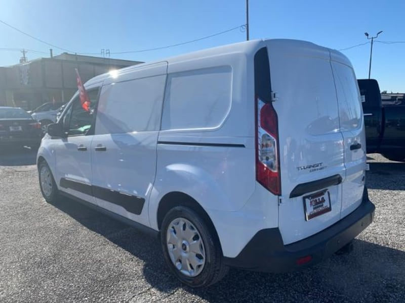 2016 Ford Transit Connect XLT 12