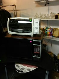 microwave 20.00 toaster oven 12.00 Rossville, 30741