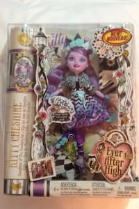 Two Ever After High Dolls - Kitty Cheshire
