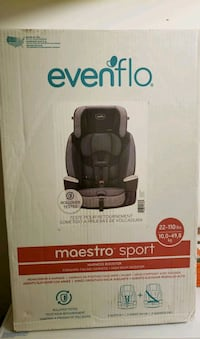 Evenflo Carseat Harness Highback Booster Seat
