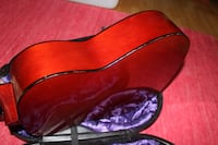full sized guitar with hard case WASHINGTON