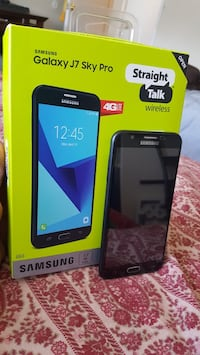 "3 SAMSUNG GALAXY J7 SKYPRO CELL PHONE ""NEW"" Riverdale Park, 20737"