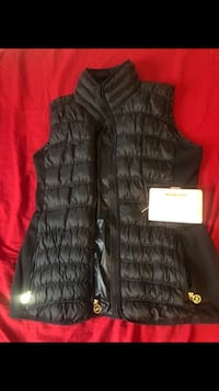 michael kors vest with wallet North Potomac