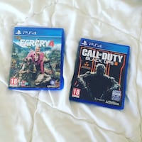 PS4 call of duty black ops 3 Stockholm, 128 45
