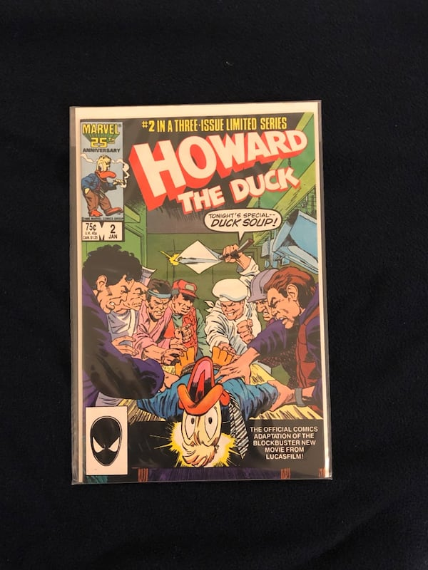 Howard The Duck - Marvel Comic Books e067396f-bee8-478d-ae59-4a915c86eeec