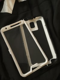White Smart phone case (outter box)