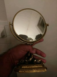 Mirror gold plated Irving, 75062