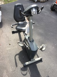Black and gray stationary bike Clarksville, 21029