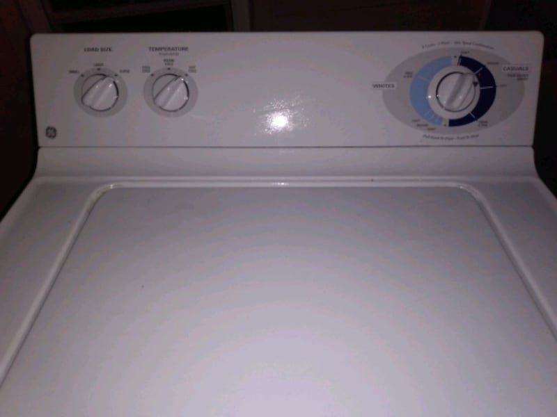GE Super Capacity Washer  WDSR2080DWW 3