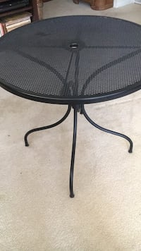Patio table Sterling, 20165