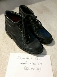Fluchos men's ankle (combat) boots as 7.5  Georgetown, L7G 4S4