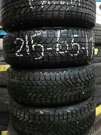 """4 tires size r 215 65 17"""""""