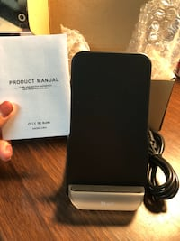 Brand new!!!  Muzili iPhone X Wireless Charger,Fast Wireless Charging Stand Dock Hialeah, 33015