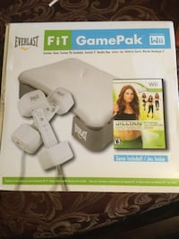 Wii Fitness Ultimatum 2009 FiT GamePak Mississauga, L5V