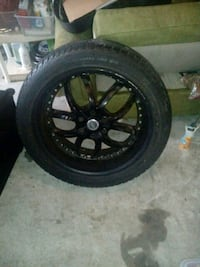 24 inch rims with tires  College Park, 30349
