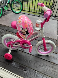 Minnie Mouse Bicycle