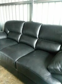 Italian leather couch, loveseat, and ottoman Loma Linda, 92318