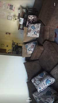 Almost new living room set