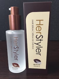 her styler argan oil bottle with box Los Angeles, 91364