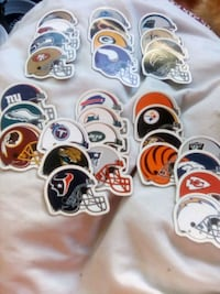 NFL magnets 2003 Las Vegas, 89121
