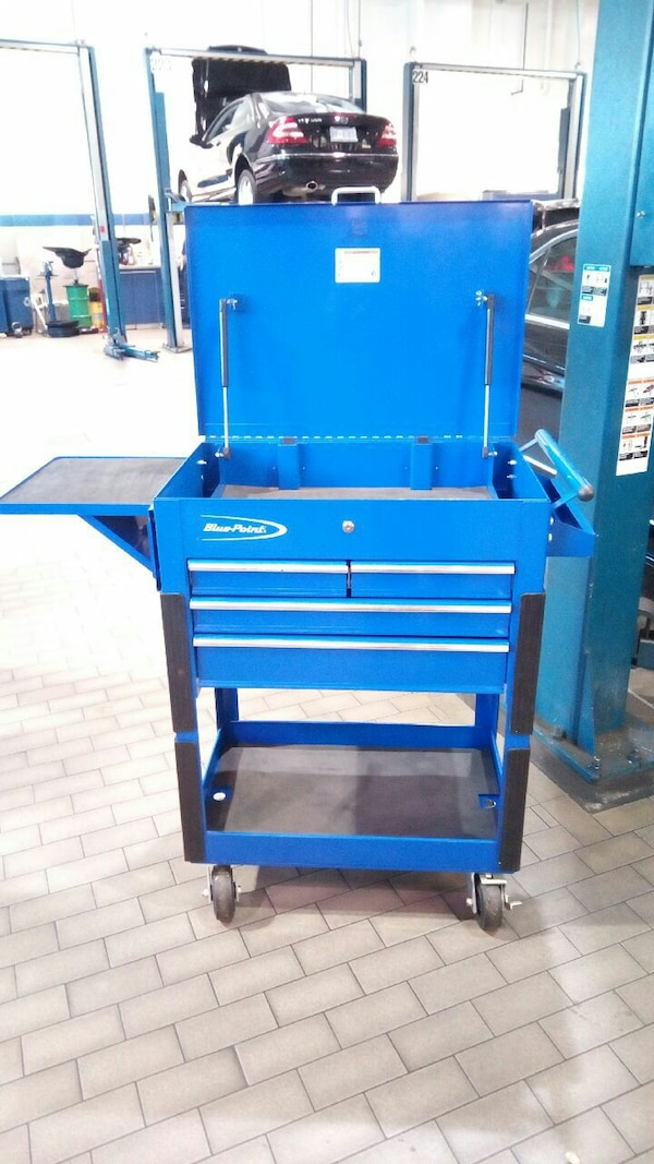 Blue Point Tool Cart >> Used Bluepoint Tool Cart For Sale In Arlington Letgo