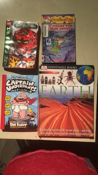 these four books Sandy, 84094