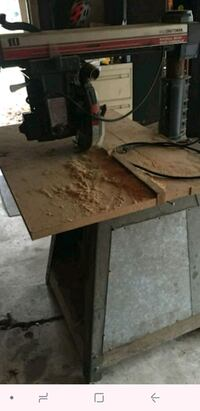 table saw Hamilton, L0R 1C0