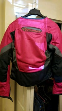 Icon mesh riding jacket Perry Hall, 21128