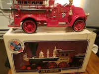 Vintage Jim Beam Decanters train and firetruck  Oklahoma City, 73109