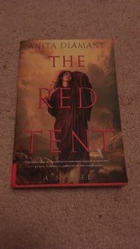 The Red Tent by Anita Diamant McKinney, 75070