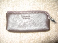 Leather Coins Key chain Bag Toronto