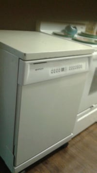 white dishwasher Surrey, V3R 3Z8