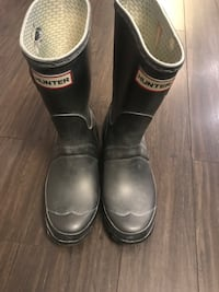 Hunter Boots - size 6 Burnaby, V5C 5A7