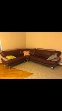 Purple leather sofa set screenshot Agawam, 01001