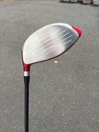 gray and red golf wedge Pretty Prairie