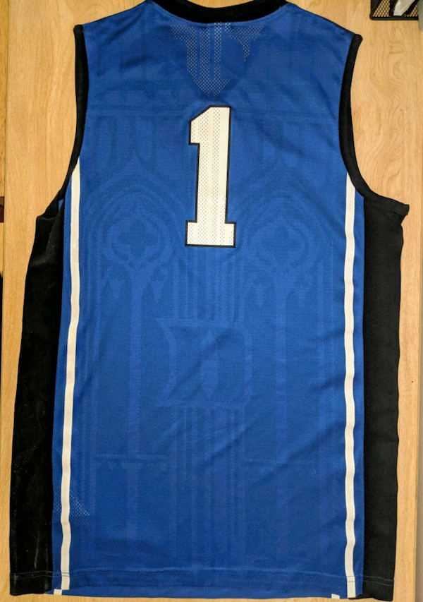091f9131672e29 Duke  1 Zion Williamson Jersey Men s Small usado en venta en Garden ...