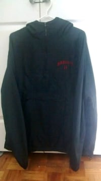 L Harvard Windbreaker Hoodie London, N5Y