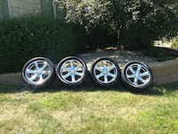 """22"""" Rims. Previously on a 2008 Ford Expedition Eddie Bauer Edition Woodbridge, 22193"""
