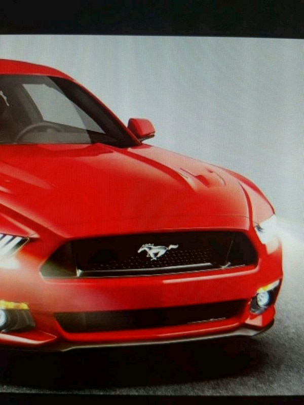 Ford - Mustang - 2018