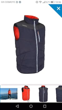 50 N REVERSIBLE SAILING FLOTATION JACKET   8274 km