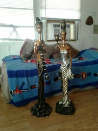 African sculture,the masai,tribe  Lake Worth, 33463