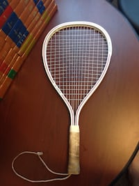 Black Knight Racquet ball Racquet and Case New Westminster, V3M 1K7