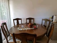 Gently used kitchen or dining set Columbia, 21045