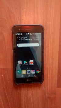 LG K4 with UAG case  Edmonton, T5G 1G8