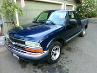 1999 Chevy S10 extra cab Placerville, 95667